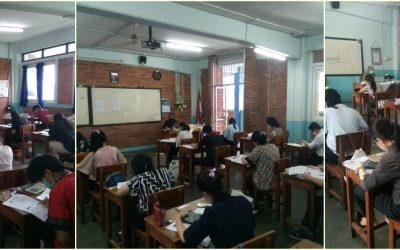 Uji Kompetensi Keahlian Akuntansi SMK Strada Budi  Luhur oleh Lembaga Sertifikasi Profesi Teknisi Akuntansi  (LSP-TA)