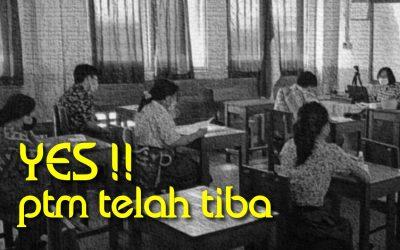 Pembelajaran Tatap Muka Menyapa SMK Strada Budi Luhur